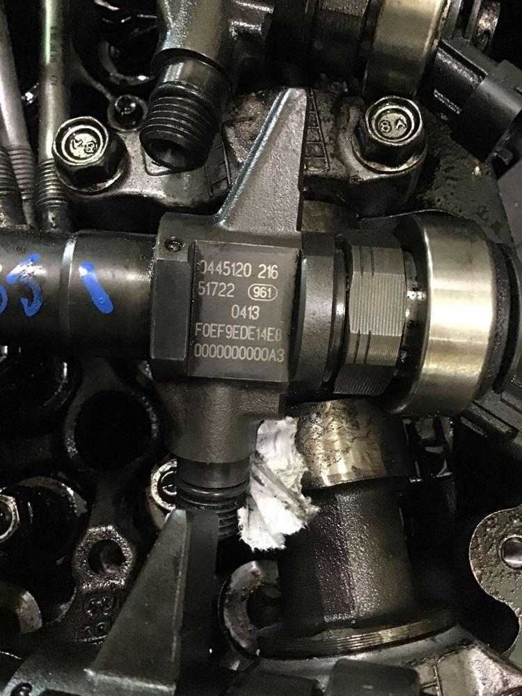 2012 Isuzu 4JJ1 (Stock #P-877) | Injectors | TPI