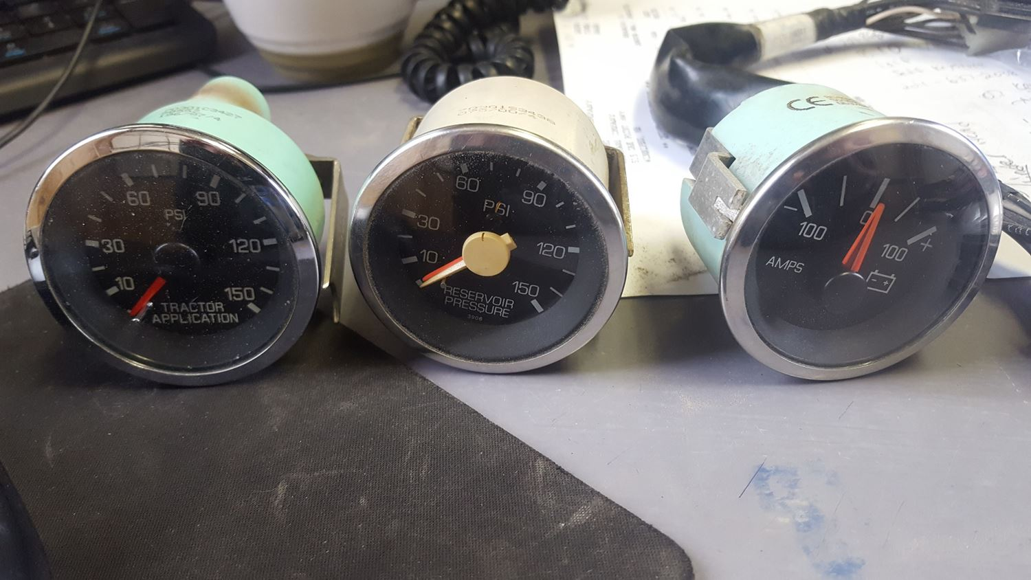 Other Western Star Other Stock 4460048346 Interior Mic Parts Tpi