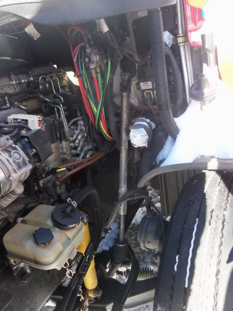 Freightliner Steering Parts : Freightliner cascadia bbc stock