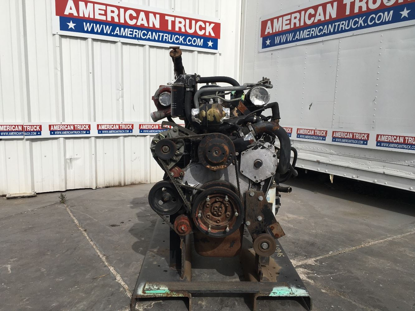 Used Parts for 1985 MACK MS200P for sale-59041332