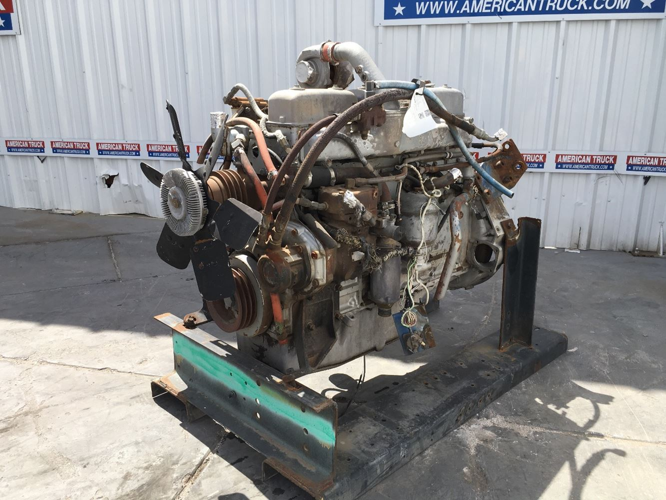 Used Parts for 1985 MACK OTHER for sale-59042009