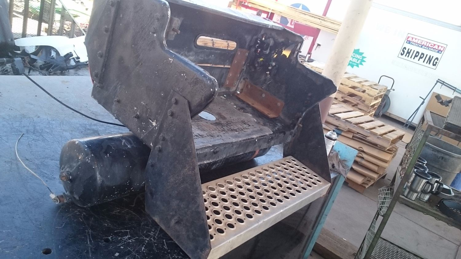 Used Parts for 1988 KENWORTH T800 for sale-59044440