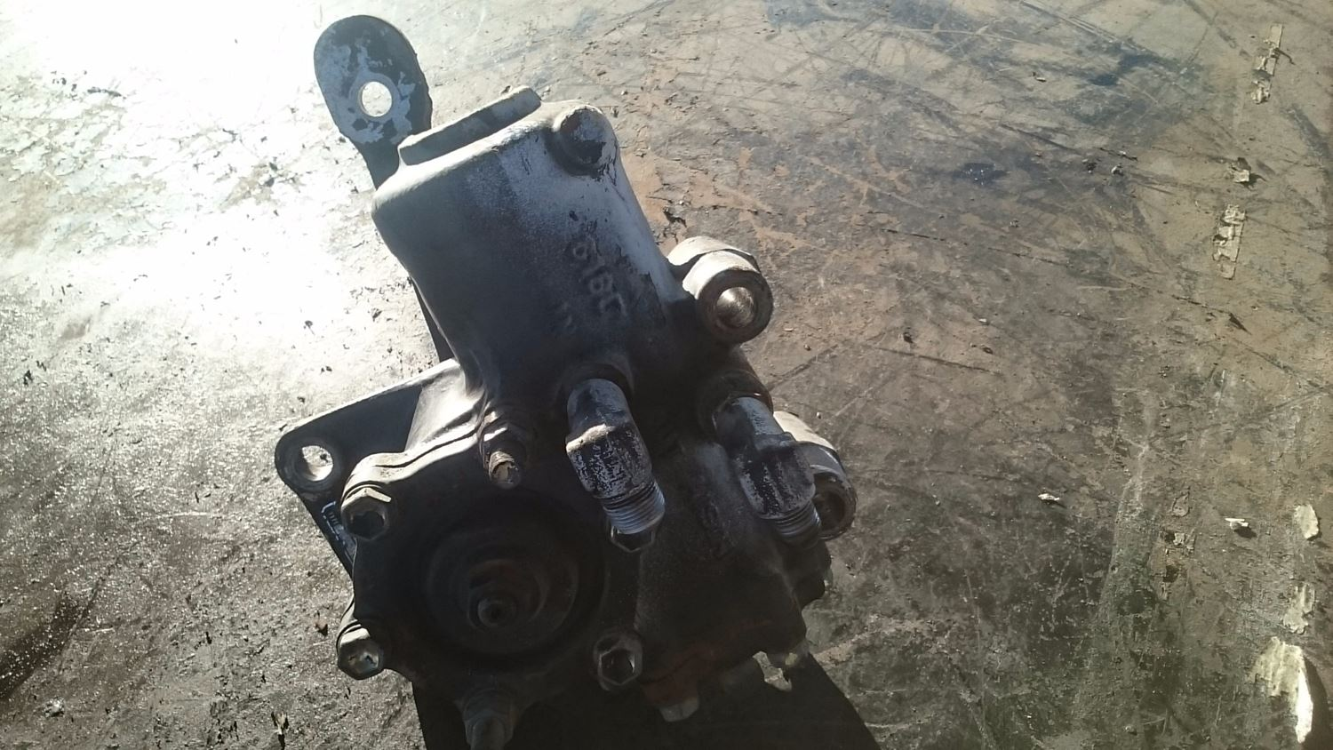 Used Steering & Steering Parts - Steering Gears for 1989 HINO FA for sale-59007818