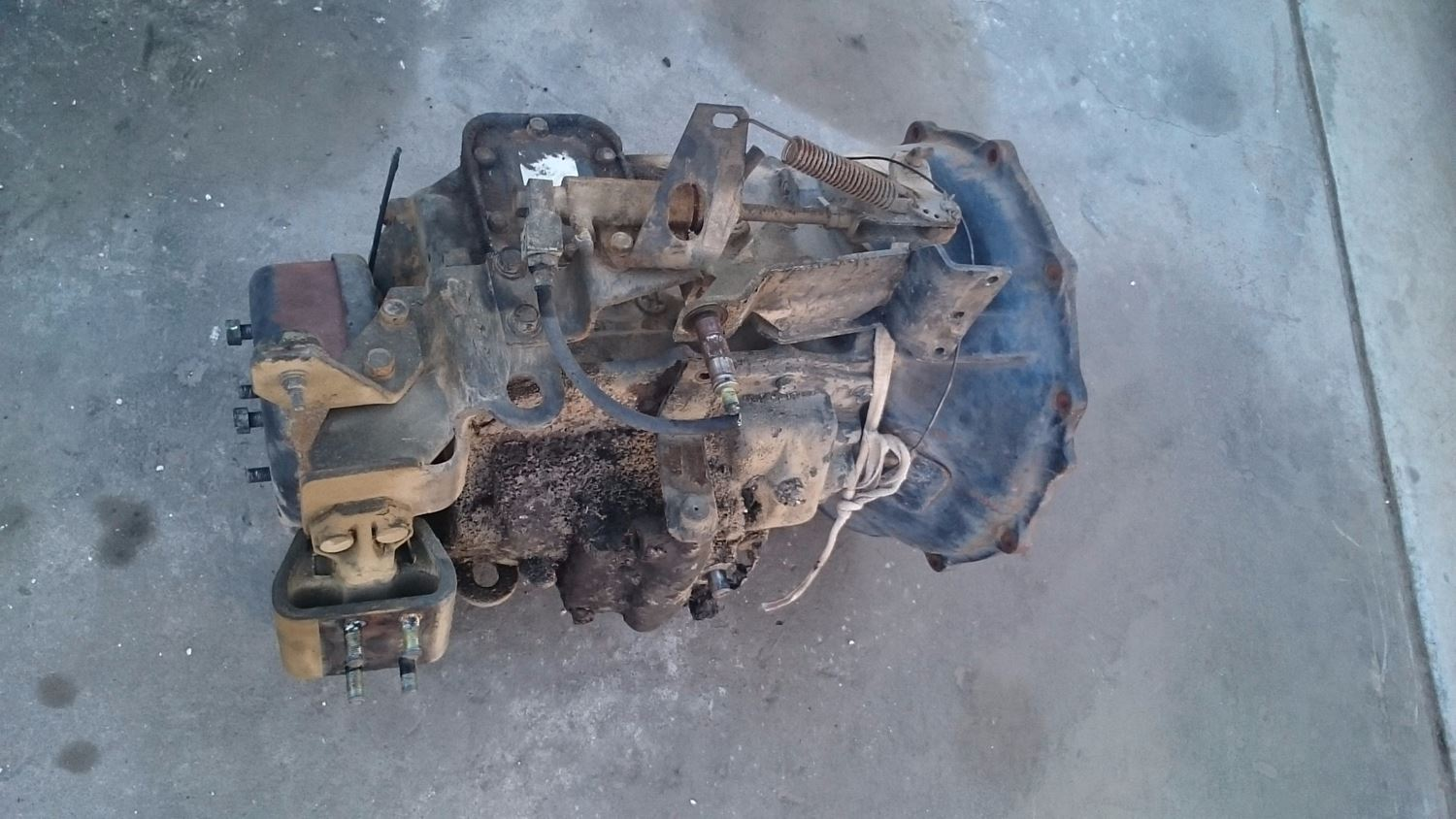 Used Parts for 1989 HINO FA for sale-59044795