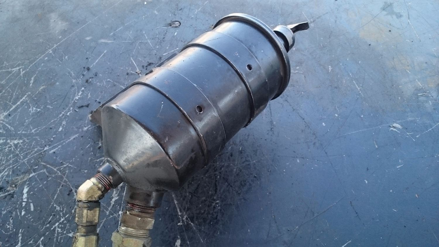 Used Parts for 1989 VOLVOWHITEGMC OTHER for sale-59044474