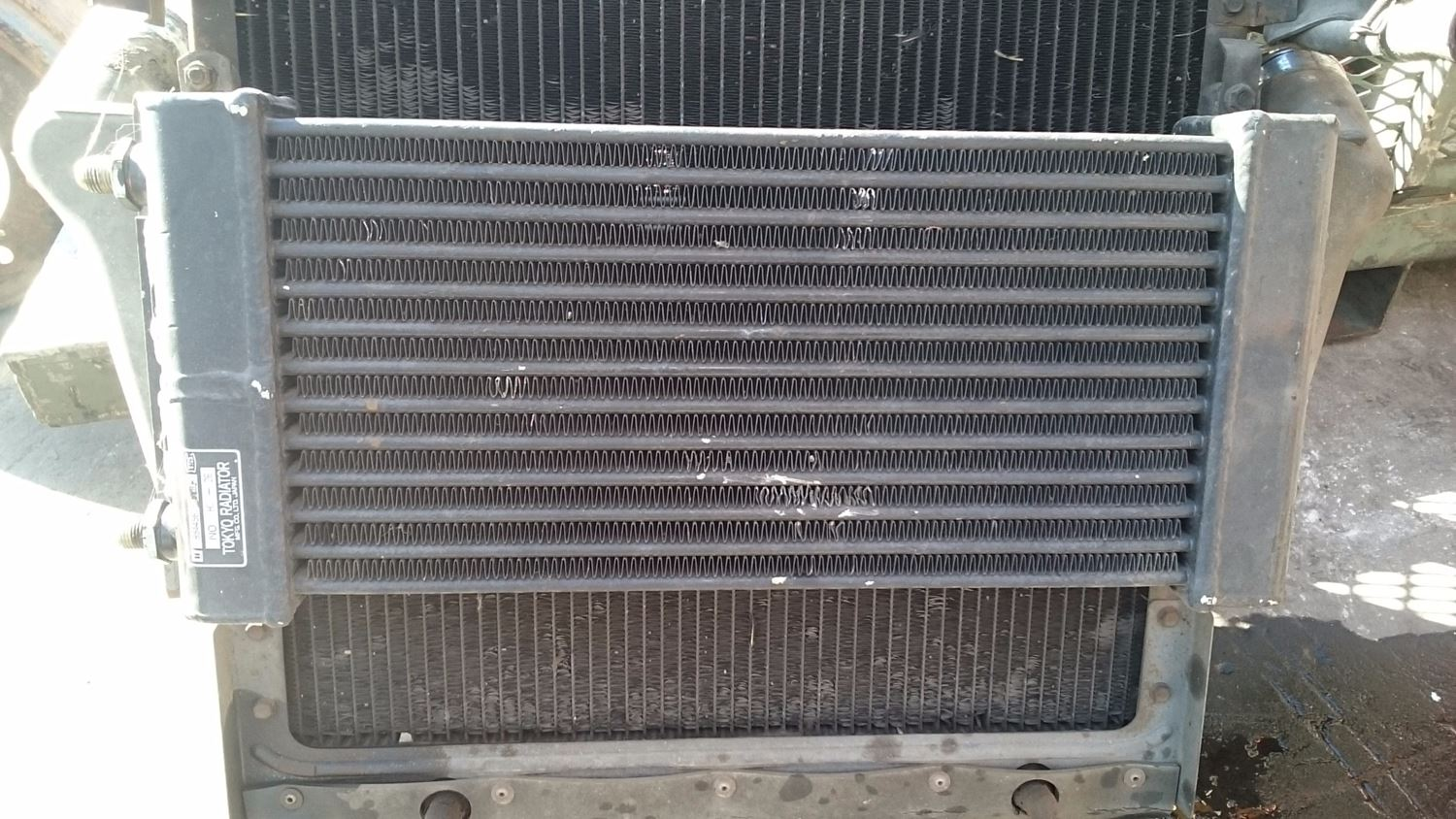 Used A/C Condensors for 1992 ISUZU NPR for sale-59044467