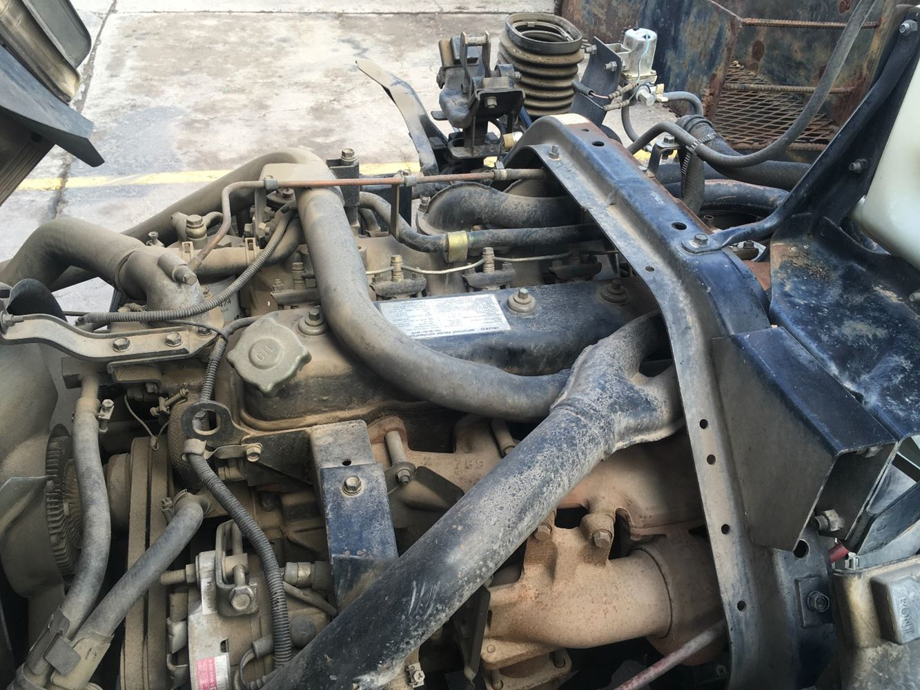 How To Replace Engine In A 1994 Isuzu Trooper