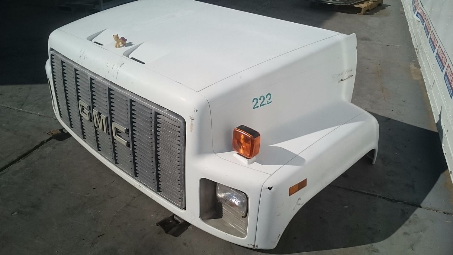 Used Parts for 1995 GMC TOPKICK for sale-59044636