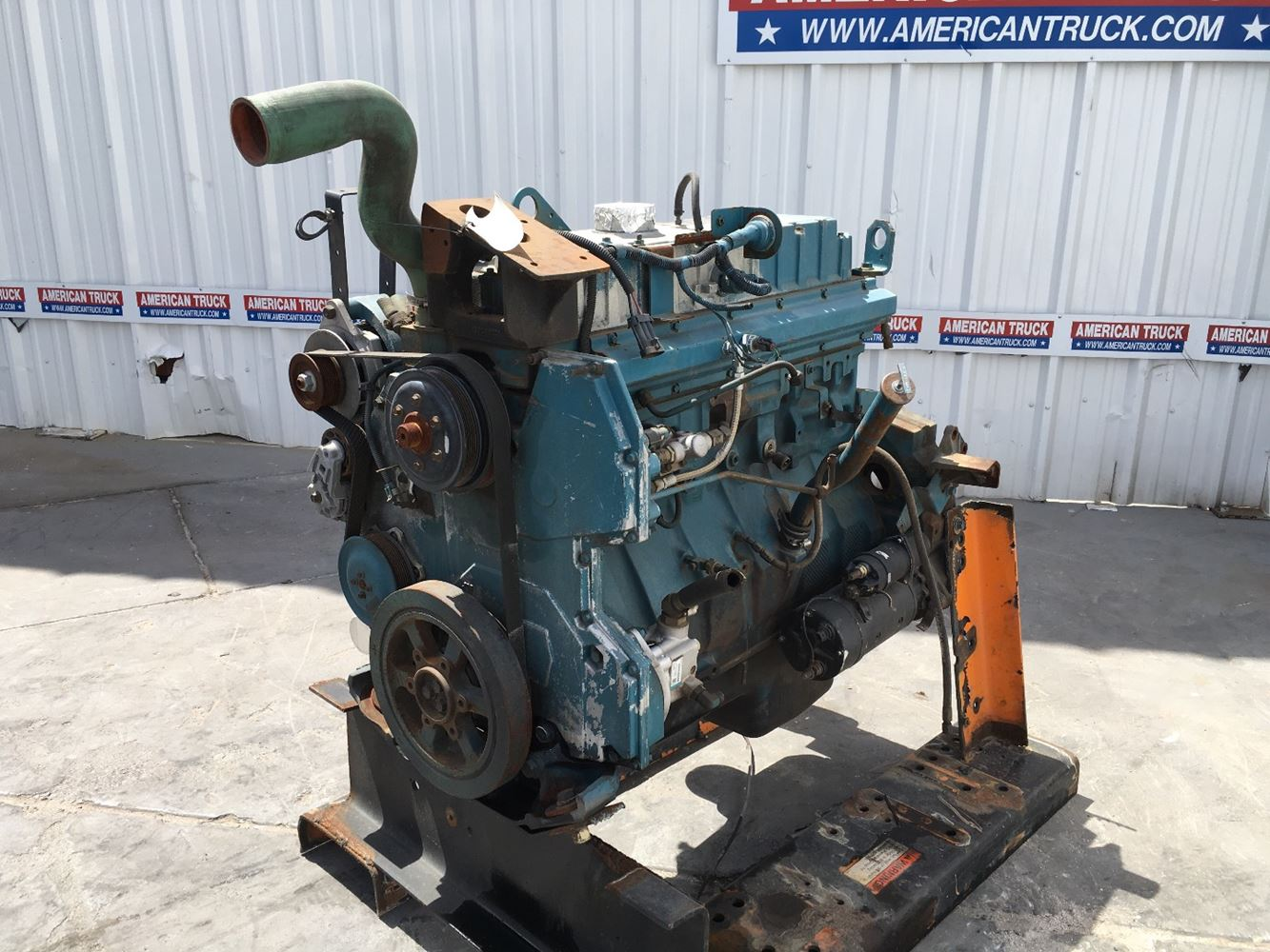 Used Parts for 1998 INTERNATIONAL 4700 for sale-59042342