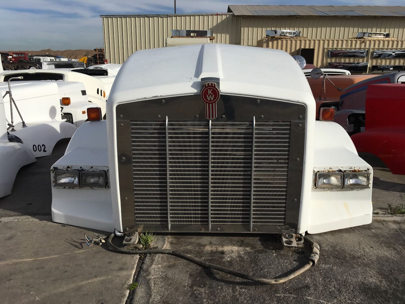 Used Parts for 1998 KENWORTH T800 for sale-59007416