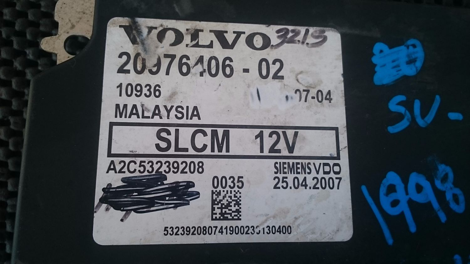 Used Miscellaneous for 1998 VOLVO VNL for sale-59044628
