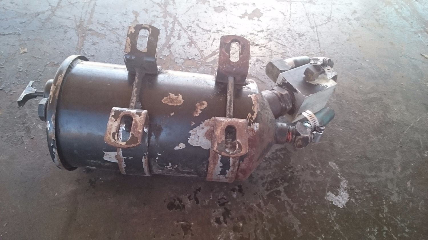 Used Parts for 1999 INTERNATIONAL 4700 for sale-59044601