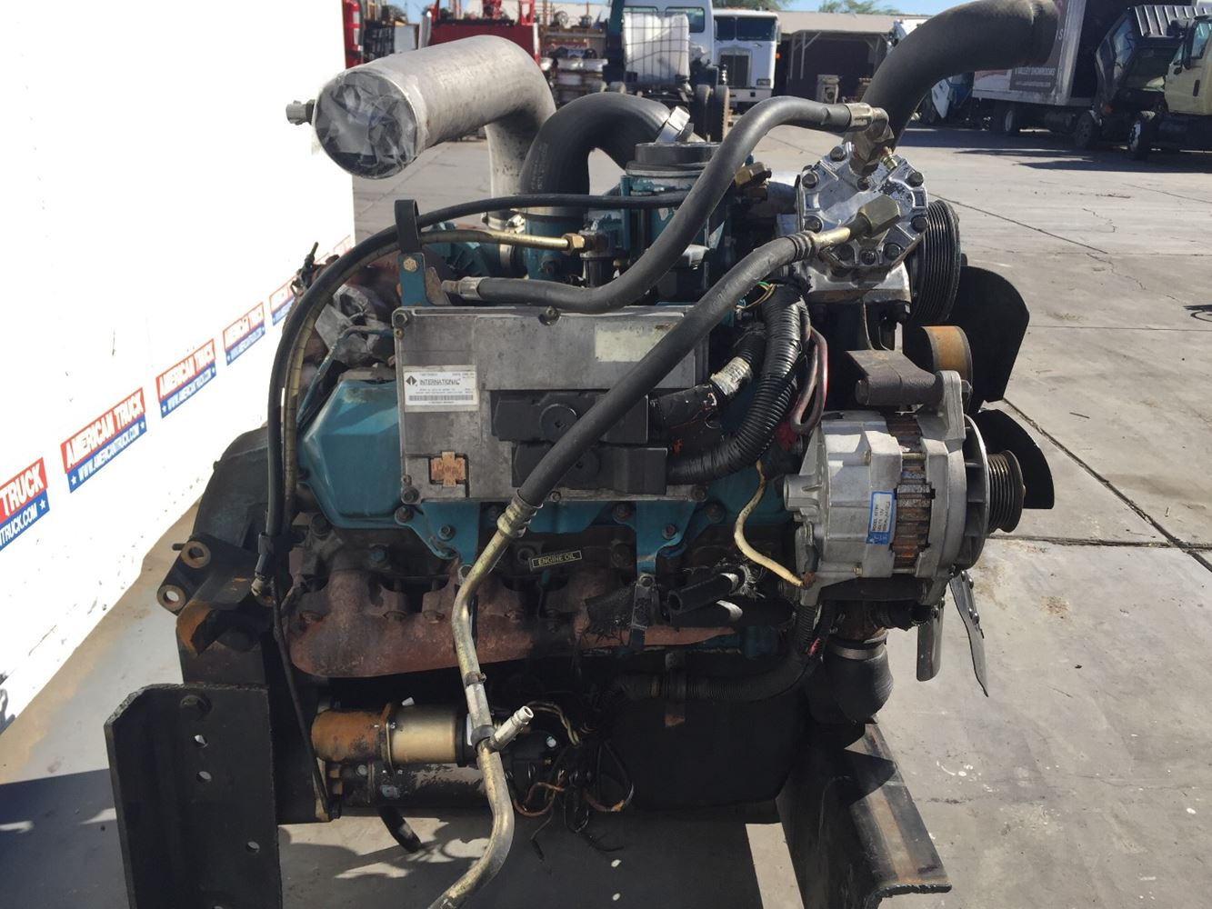 Used Parts for 1999 INTERNATIONAL 4700 for sale-59044399