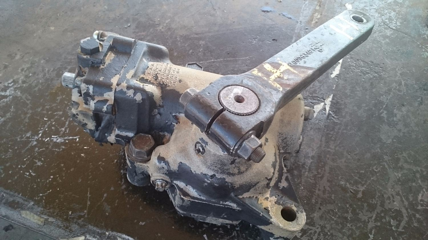 Used Steering & Steering Parts - Steering Gears for 1999 INTERNATIONAL 4700 for sale-59044602