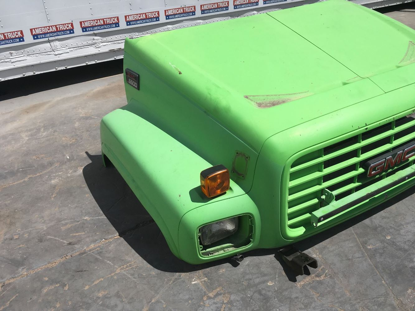 Used Parts for 2000 GMC C7500 for sale-58733651