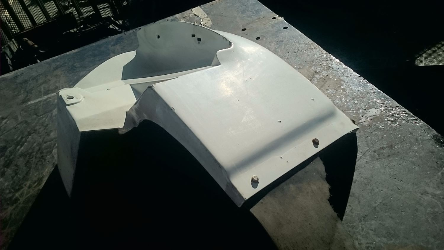 Used Parts for 2001 INTERNATIONAL 4700 for sale-59007863