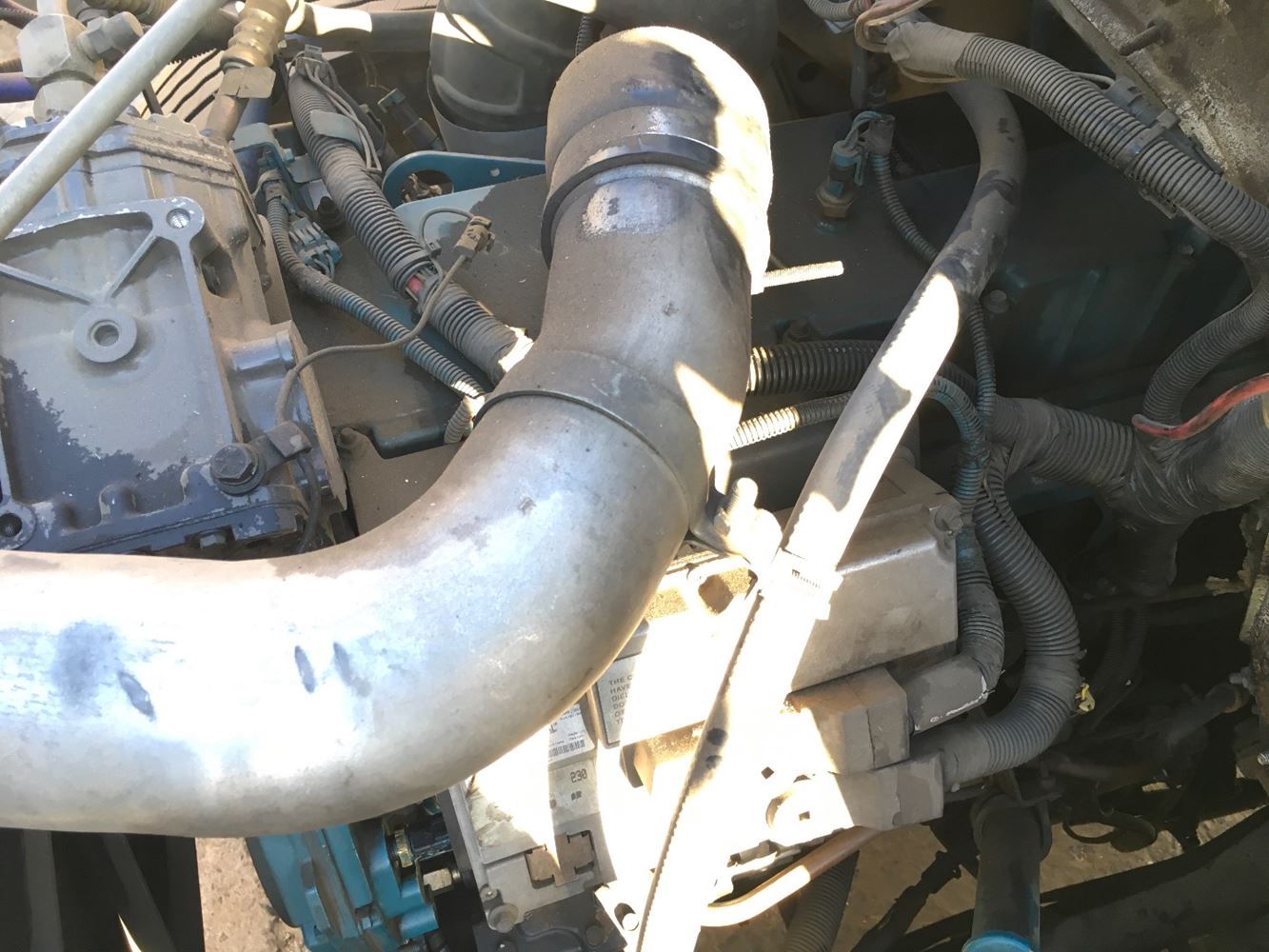Used Parts for 2001 INTERNATIONAL 4900 for sale-59050459