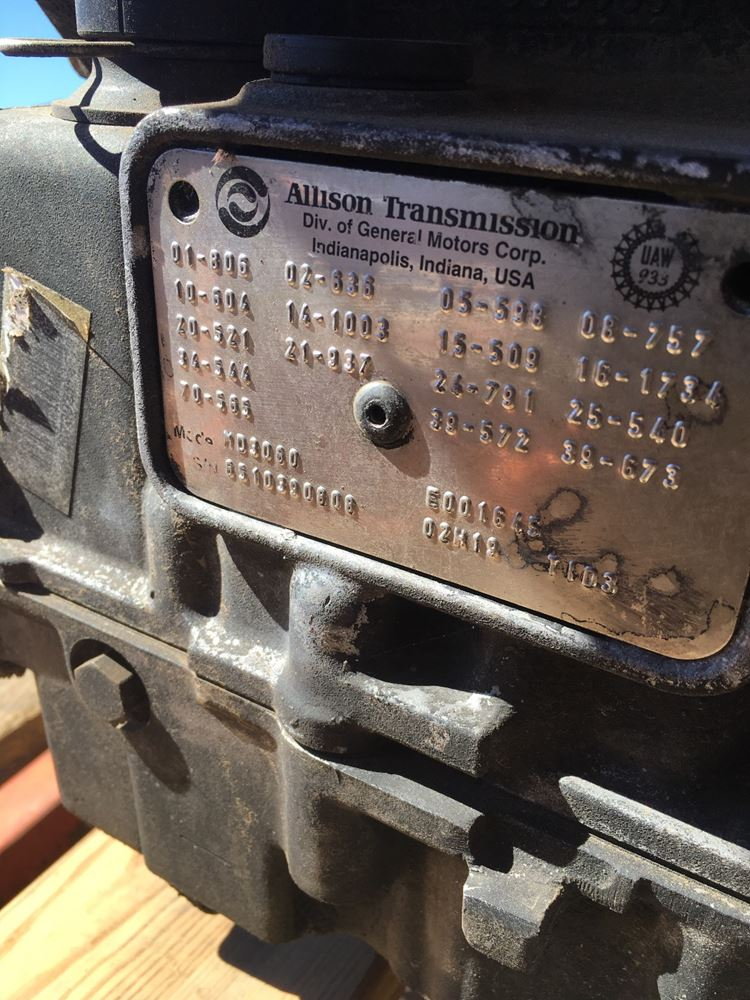 Used Parts for 2003 INTERNATIONAL 4400 for sale-59044422