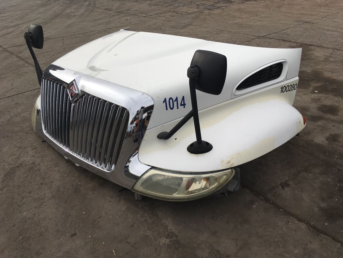 Used Parts for 2003 INTERNATIONAL 4400 for sale-59045236