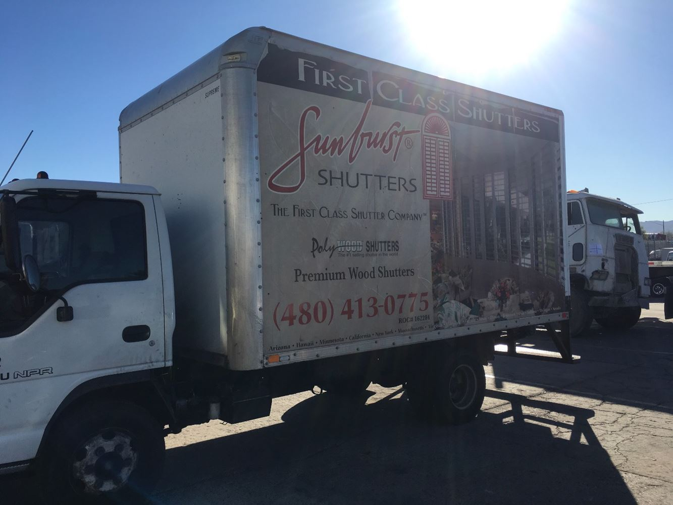 Used Miscellaneous for 2003 ISUZU NPR for sale-58724061