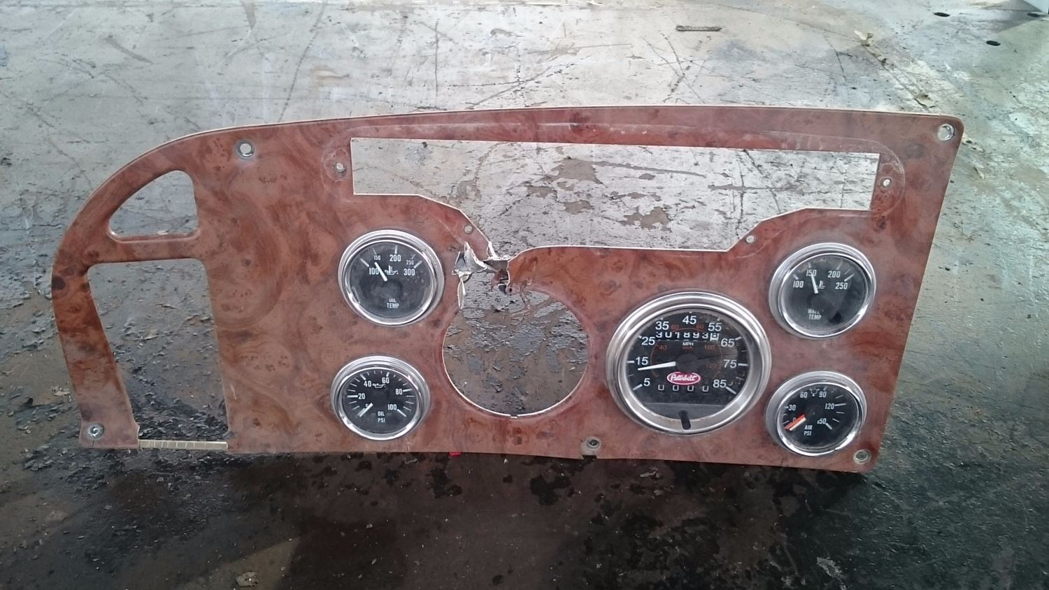 Used Parts for 2003 PETERBILT 357 for sale-59044578