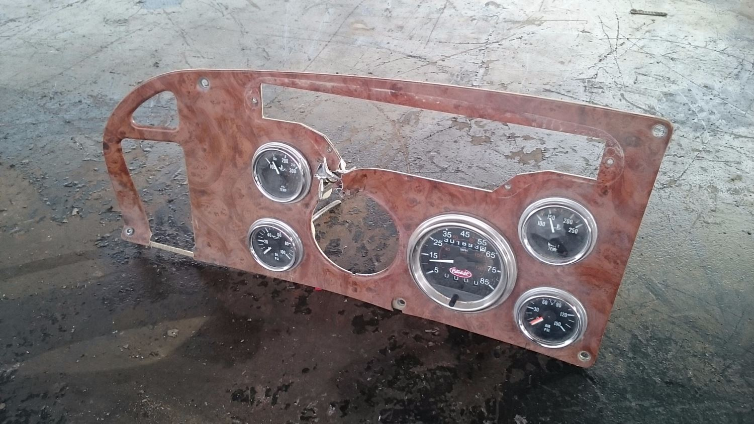 Used Parts for 2003 PETERBILT 357 for sale-58981014