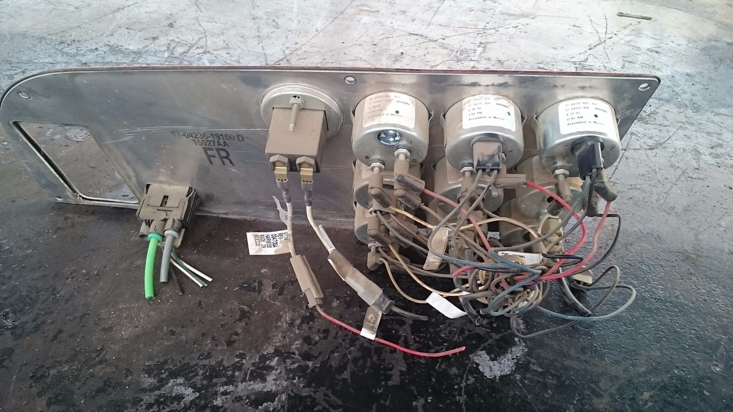 Used Parts for 2003 PETERBILT 357 for sale-59007605