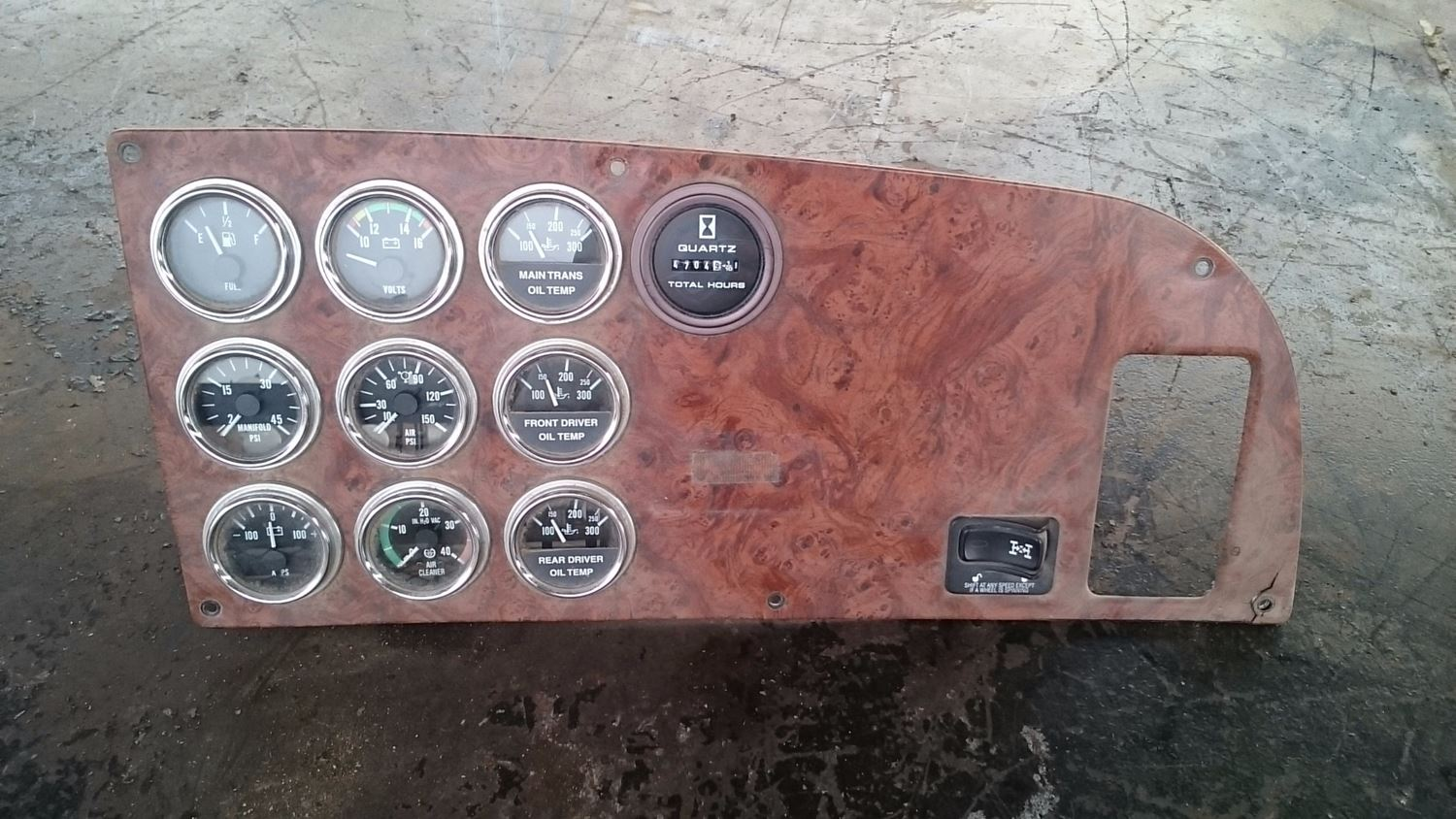 Used Parts for 2003 PETERBILT 357 for sale-59044579