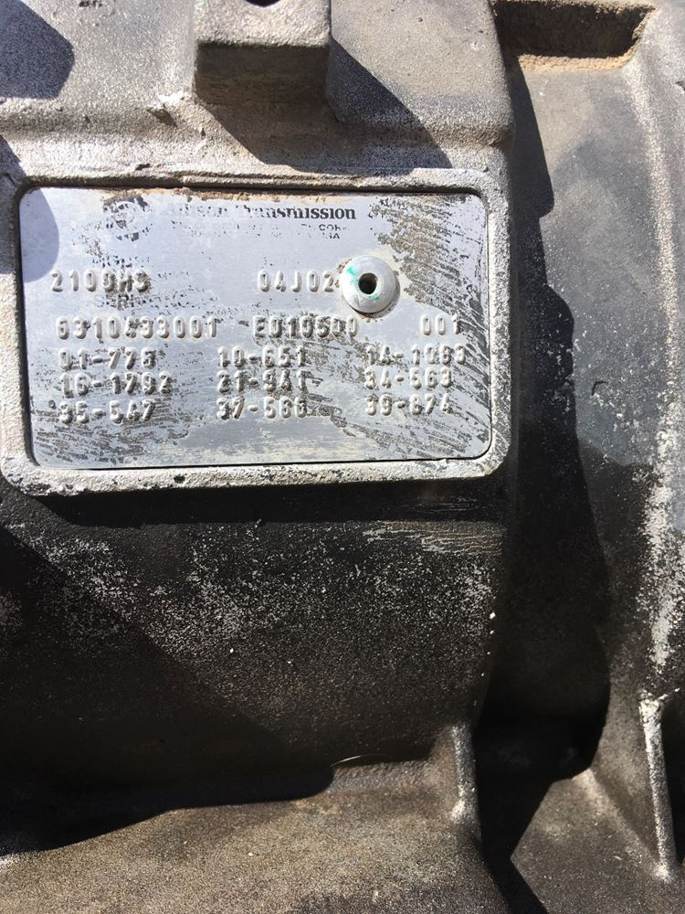 Used Parts for 2005 INTERNATIONAL 4300 for sale-59007925