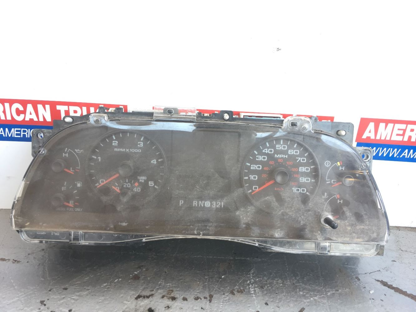 Instrument Cluster | New and Used Parts | American Truck Chrome