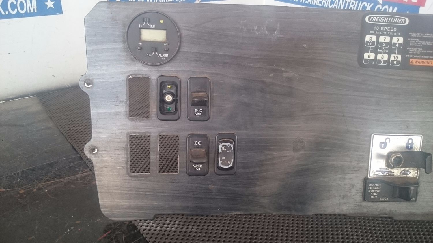Used Parts for 2006 FREIGHTLINER COLUMBIA 120 for sale-59044550