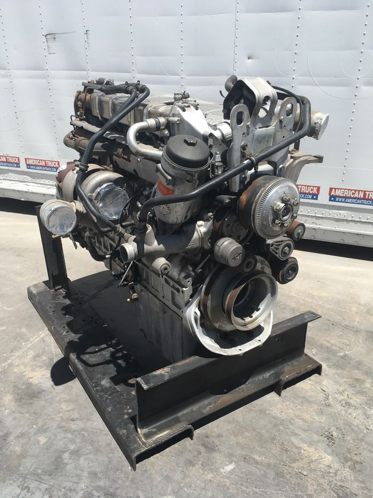 2006 Mercedes Mbe 4000 Stock Sv 1326 1 Engine Assys Tpi