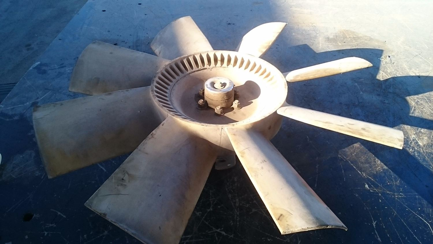 Used Engines & Engine Parts - Fans for 2007 AMERICAN CONDOR for sale-59044404