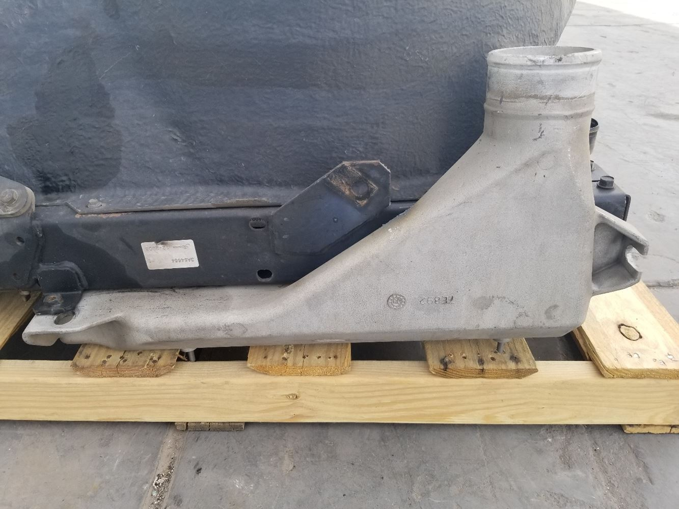 Used Parts for 2009 AMERICAN LA FRANCE CONDOR for sale-59048916