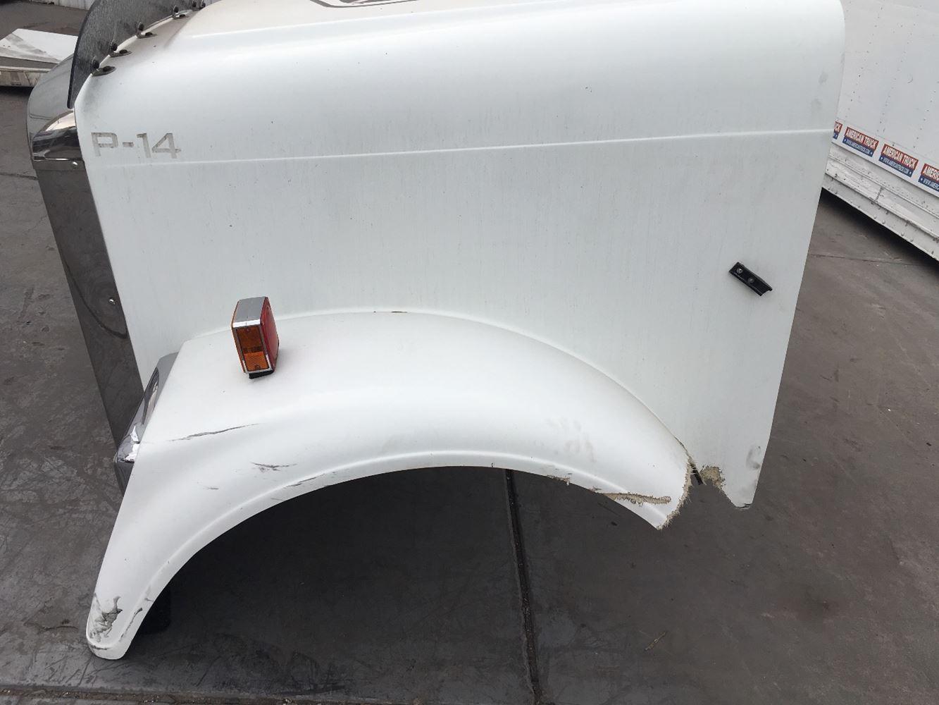 Fld 120 Hood : Stock sv hoods american truck chrome
