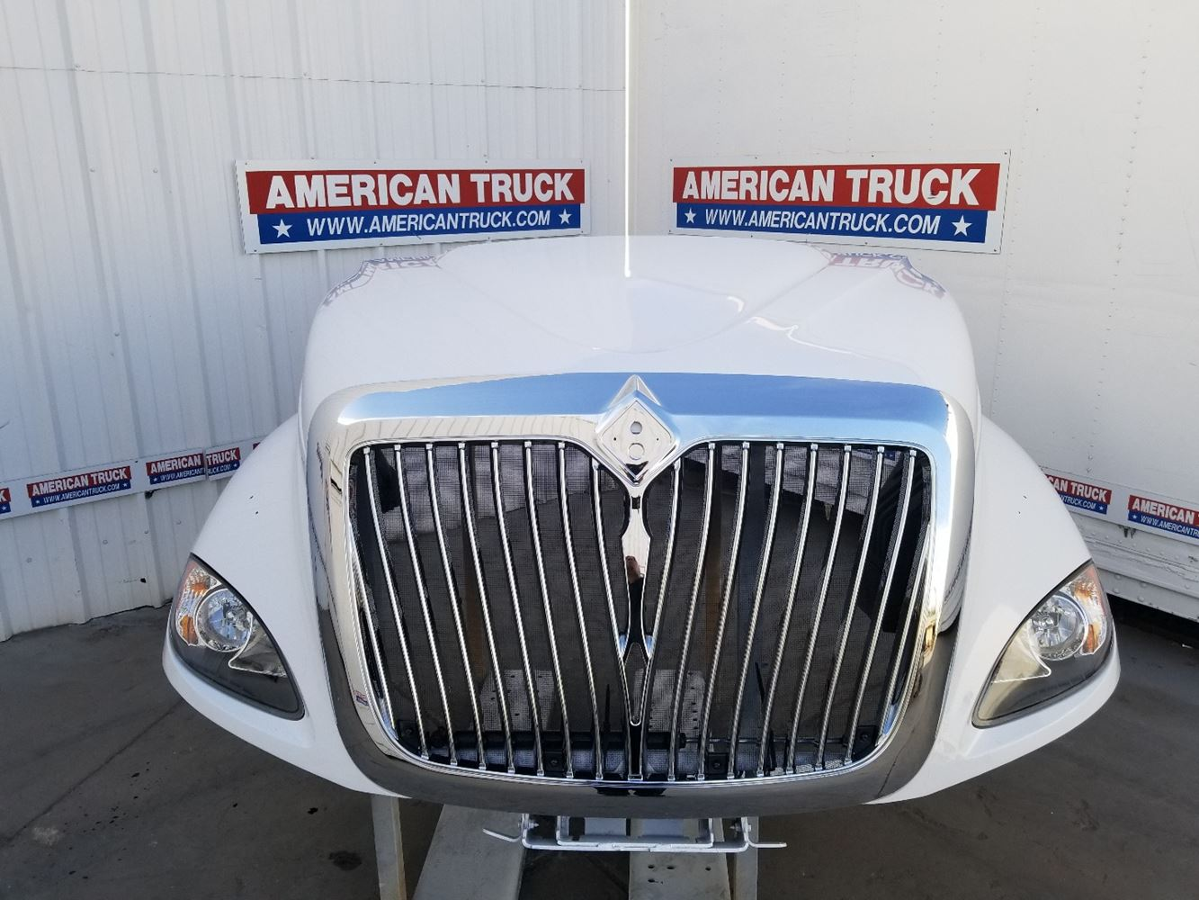 Hoods | New and Used Parts | American Truck Chrome