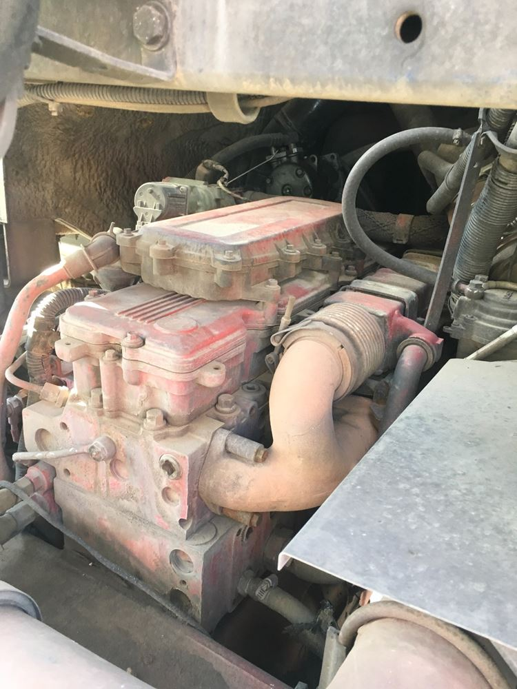 Used Parts for 2010 PETERBILT 320 for sale-58726091