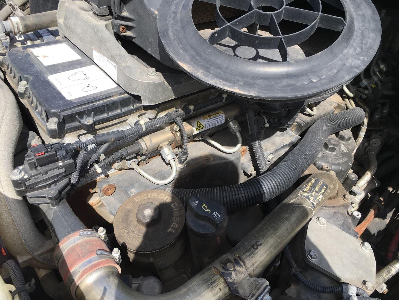 2011 Detroit DD15 (Stock #SV-1744-1)   Engine Assys   TPI