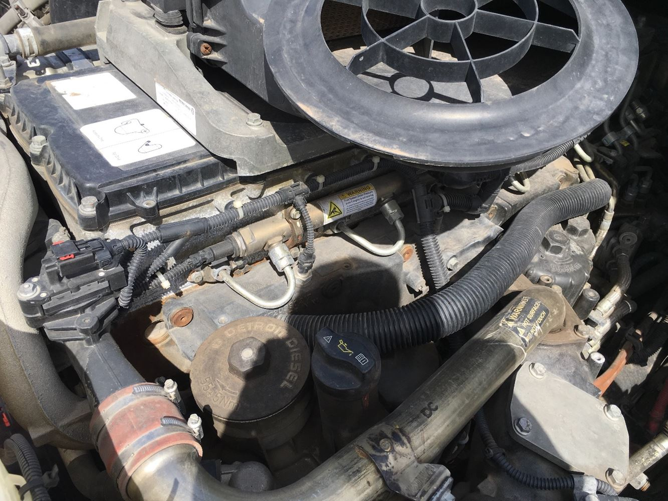Paccar Mx 13 Turbo Actuator Problems