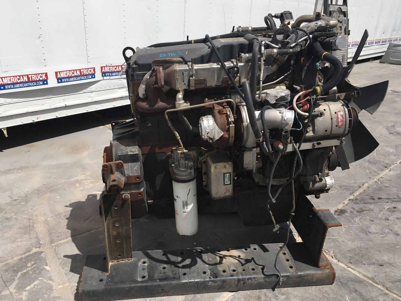 Used Parts for 2011 INTERNATIONAL 4300 DURASTAR for sale-59043175