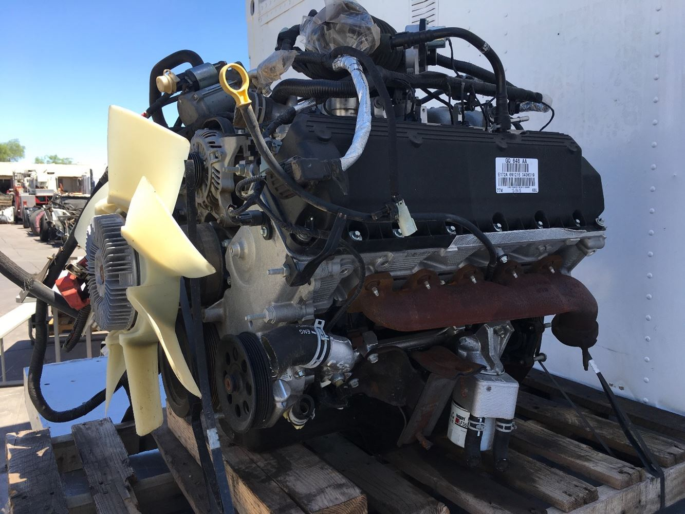 Used Parts for 2016 Ford ECONOLINE for sale-59045164