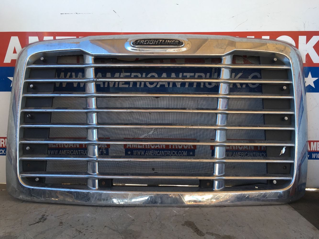 Grilles | New and Used Parts | American Truck Chrome