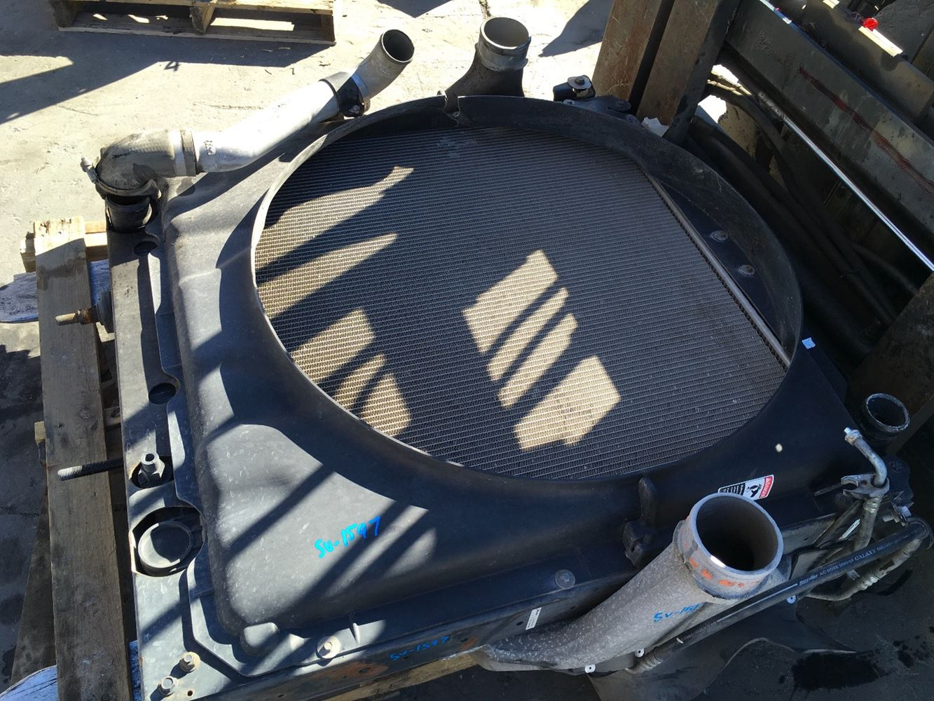 Charge Air Coolers | New and Used Parts | American Truck Chrome