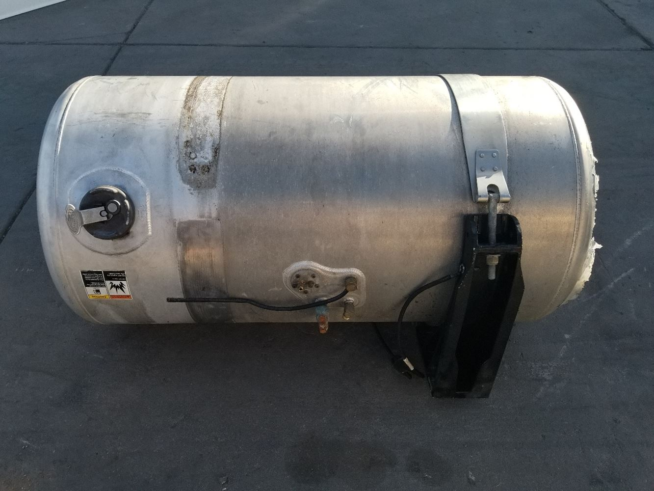 Fuel Tanks New And Used Parts American Truck Chrome