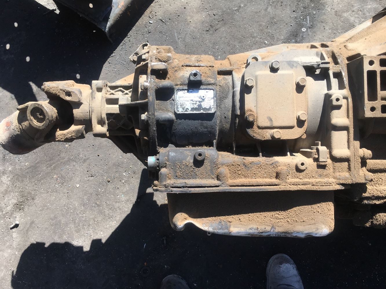 Transmission Assys | New and Used Parts | American Truck Chrome