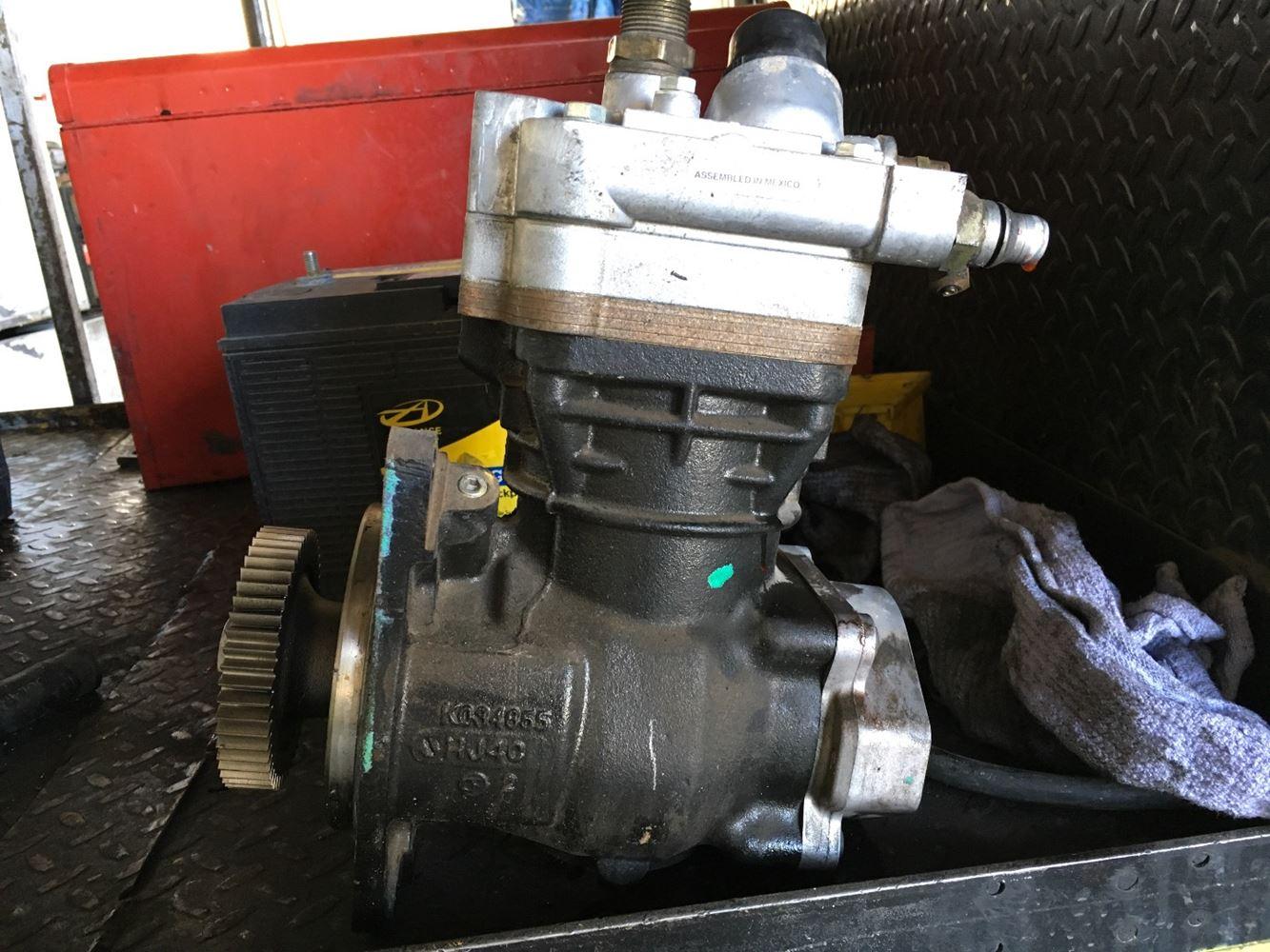 Detroit Dd13 Stock 53412 Air Compressors Tpi
