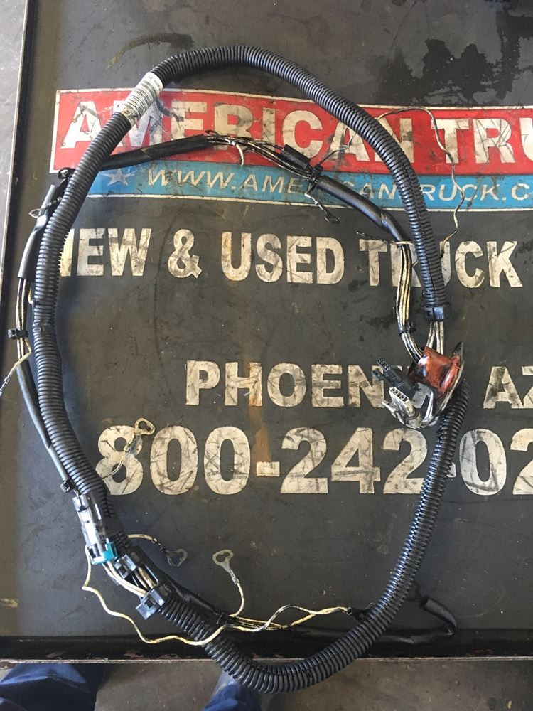 Detroit Series 60 Wiring Harnesses x7gbYMbCdyM1_f?h=60&w=100&crop=auto wiring harnesses new and used parts american truck chrome used wiring harness at reclaimingppi.co