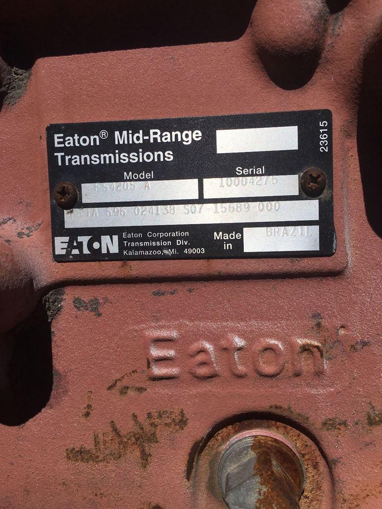 Used Tires Phoenix >> Eaton/Fuller FS4205A (Stock #50230) | Transmission Assys | TPI