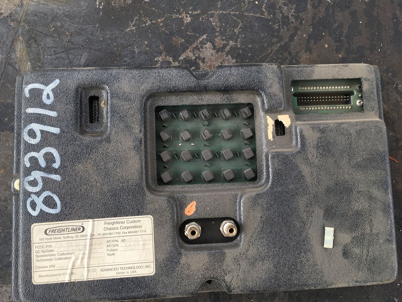 Used Parts for  FREIGHTLINER CENTURY CLASS for sale-59045463