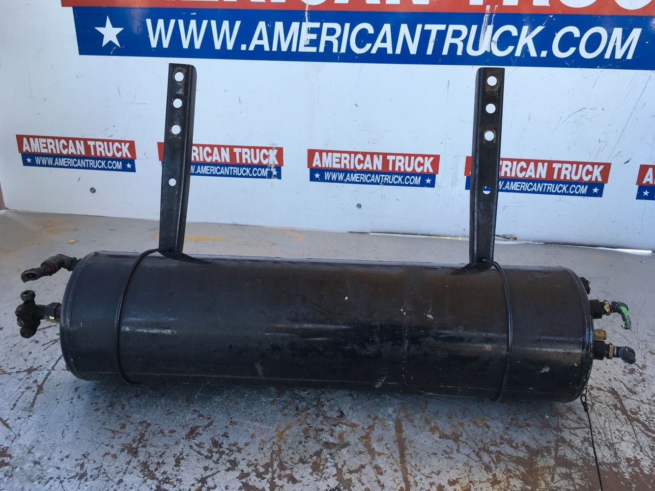 Used Mack Air Tank Freightliner Cascadia Schematic Tanks New And Parts American Truck Chrome 1333x1000